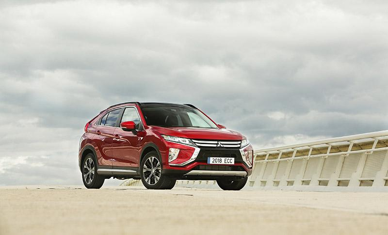 Mitsubishi Motors объявила цены на кроссовер Eclipse Cross в России