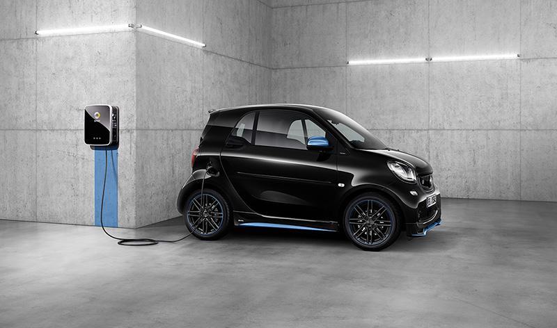 Smart:Smart сделает электромобили доступнее