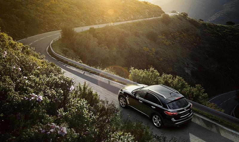 Infiniti:INFINITI запускает специальные акции для владельцев автомобилей бренда
