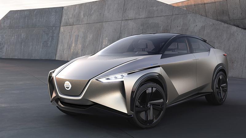 Новости из Женевы: Nissan представил новый концепт-кар IMx KURO