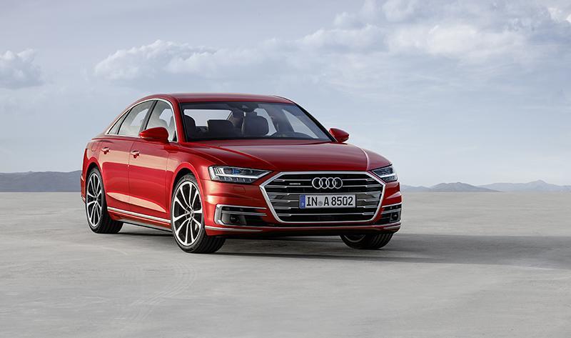 Новый Audi A8 и  A8 L стал доступен к заказу в России