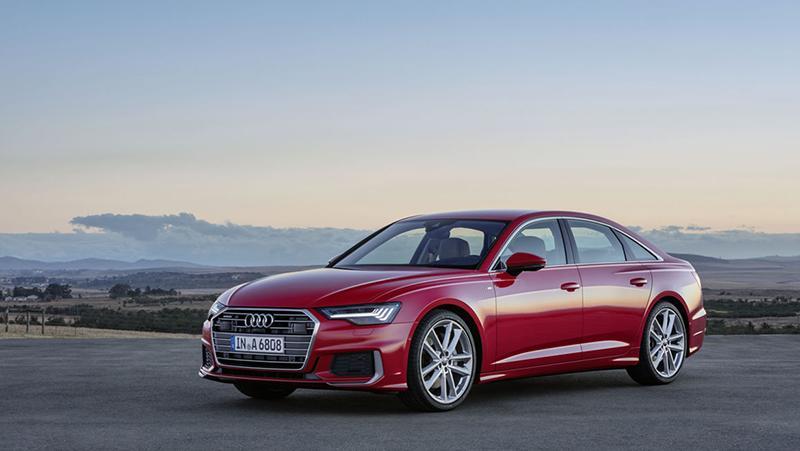 Audi на автосалоне в Женеве представит новый седан бизнес-класса A6 и прототип первого электромобиля  Audi e-tron