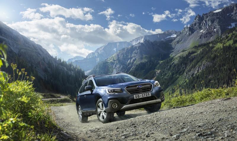 Subaru объявила цены на обновленный Outback 2018 года