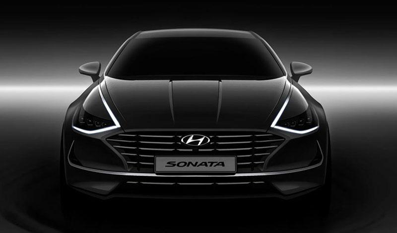 Соната больше не будет прежней. Новая Hyundai Sonata получит кузов четырехдверного купе