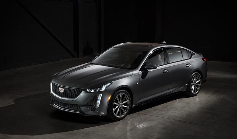 Cadillac:Автосалон Нью-Йорка 2019: Cadillac показал CT5