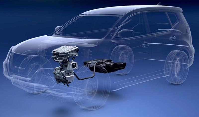Женевский автосалон 2019: Nissan представил модели e-POWER