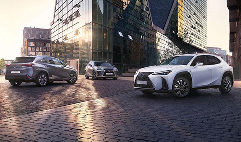 Стартовали продажи Lexus UX - 7 комплектаций по цене от 2 316 000 рублей