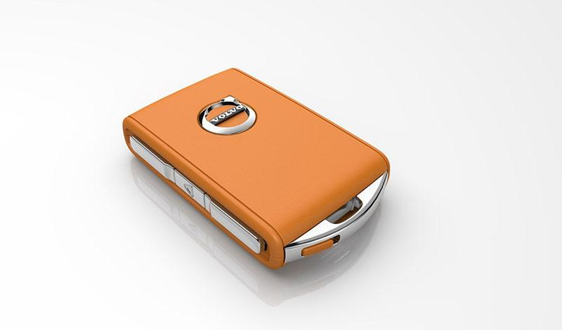 Volvo:Система Care Key - Volvo заботится о ваших близких