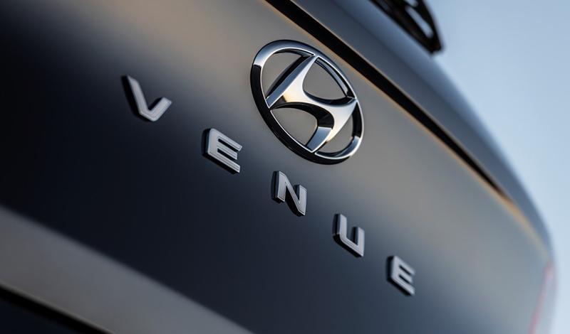 Автосалон Нью-Йорка 2019: Hyundai Venue — мировая премьера нового кроссовера