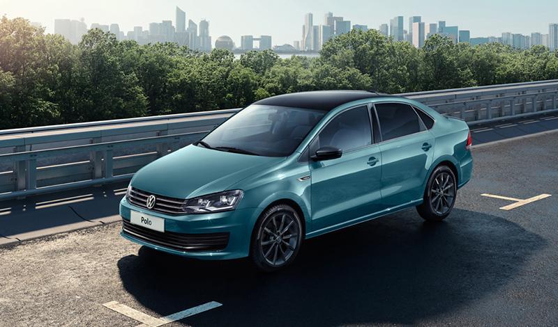 Volkswagen Polo в марте с выгодой до 10%