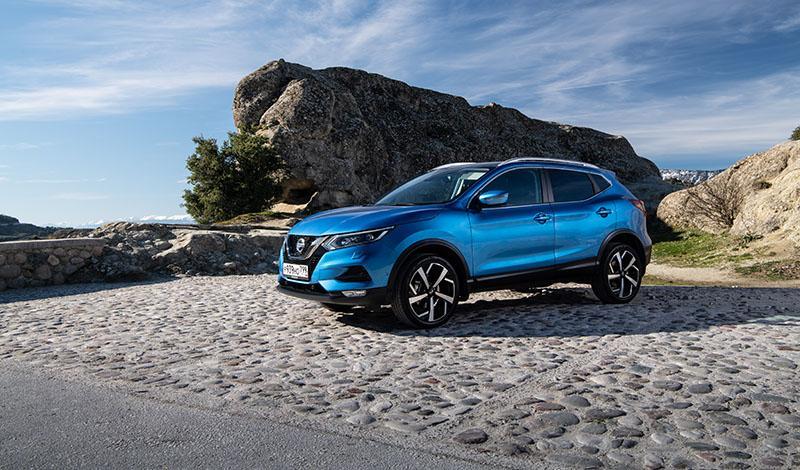 Цена нового Nissan Qashqai начинается с 1 290 000 рублей