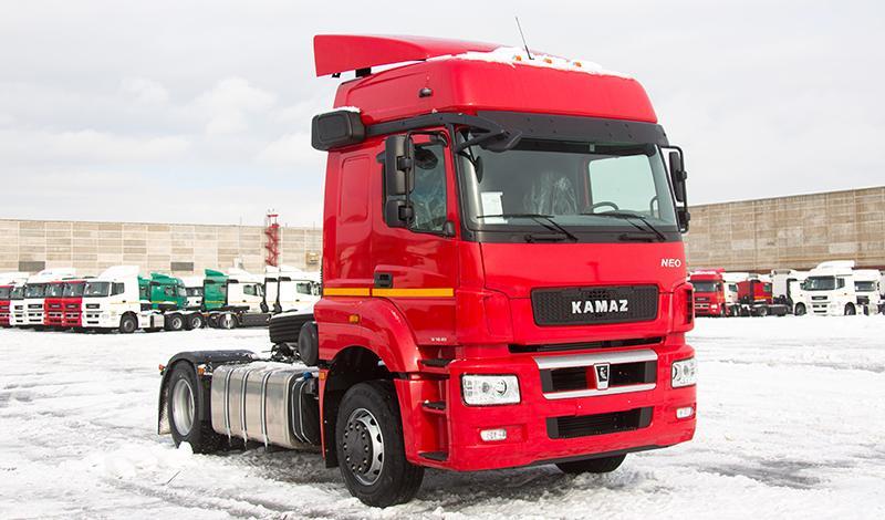 Гарантия на КАМАЗ-5490 теперь составляет 2 года без ограничения пробега