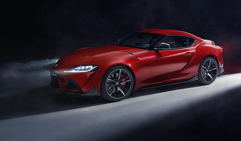 Toyota доставит в Россию 22 спорт-купе Supra. Торопитесь быть первыми