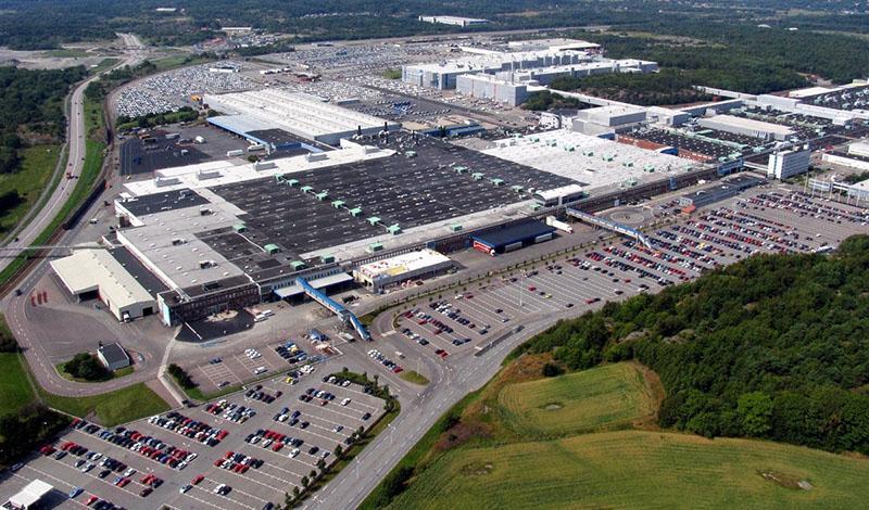 Volvo:Volvo Cars запустит строительство нового покрасочного цеха в Торсланда