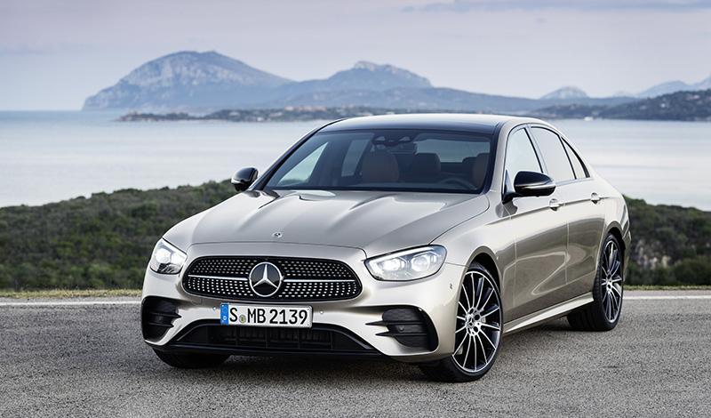 Mercedes-Benz:Mercedes представил рестайлинг седана Е-Класса 2020 и обновленный E-Класс All-Terrain 2020