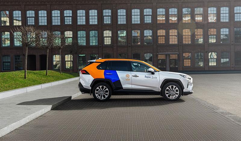 Toyota:Парк каршеринга Яндекс.Драйв пополнился моделью RAV4 в комплектации «Престиж» с полным приводом