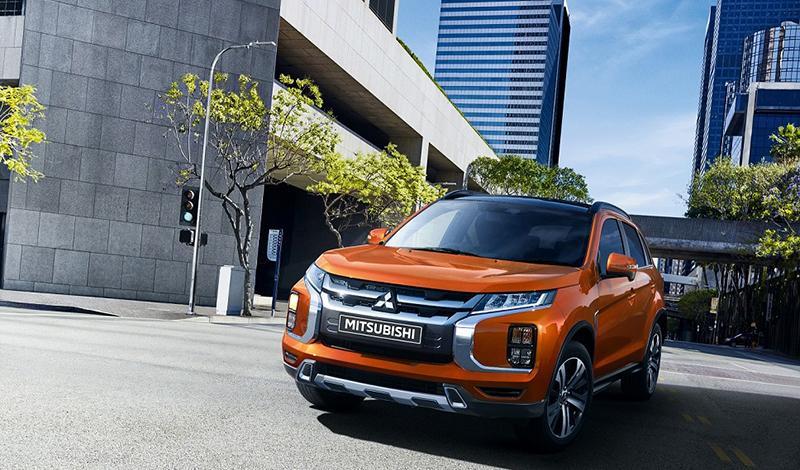 Mitsubishi:Обновленный ASX 2019 от 1 382 000 рублей