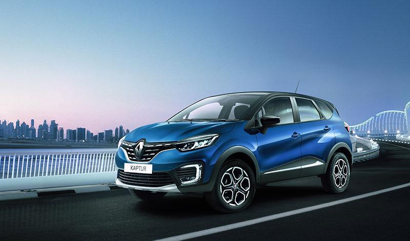 Renault:Рестайлинговый Renault Kaptur 2020 покажут до конца июня 2020 года