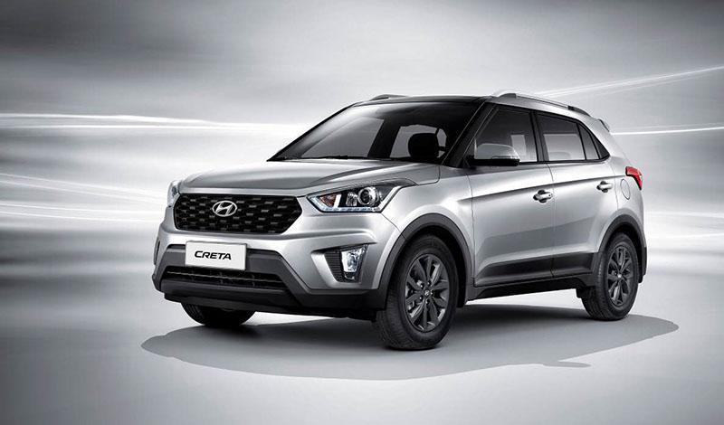 Представлен российский вариант рестайлинга Hyundai Creta 2020