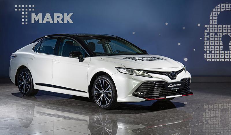 Toyota:В течение 2020 года все модели Toyota в России получат противоугонный идентификатор T-Mark