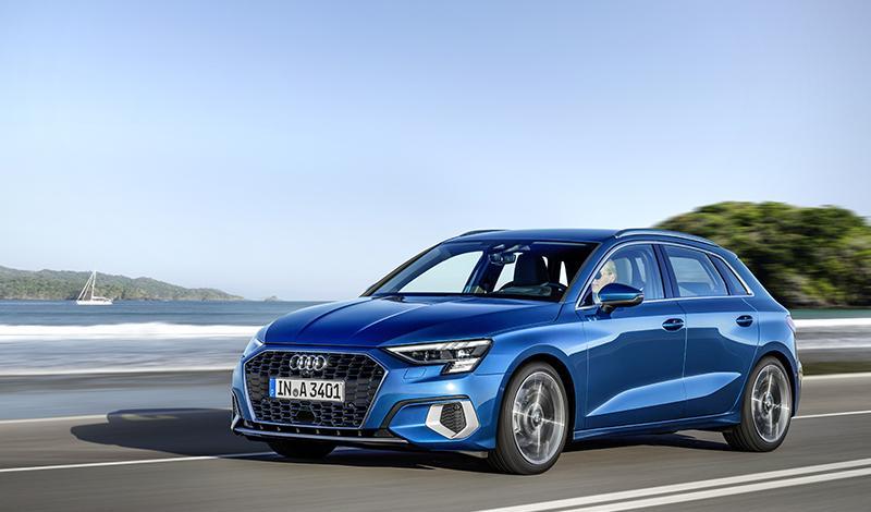 Audi:A3 Sportback 2020 появится у дилеров в конце 2020 года