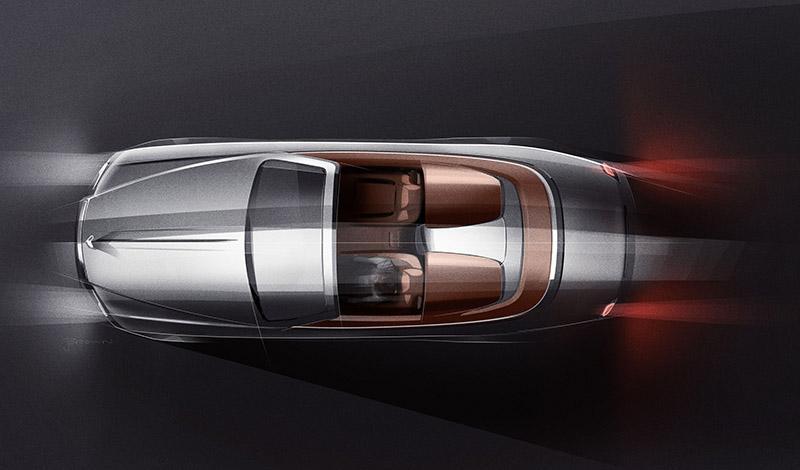 Rolls-Royce презентовал Dawn 'Silver Bullet'
