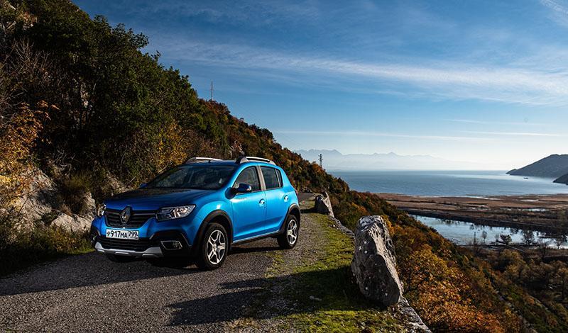 ПО для мультимедиа Renault Arkana может обновляться дистанционно