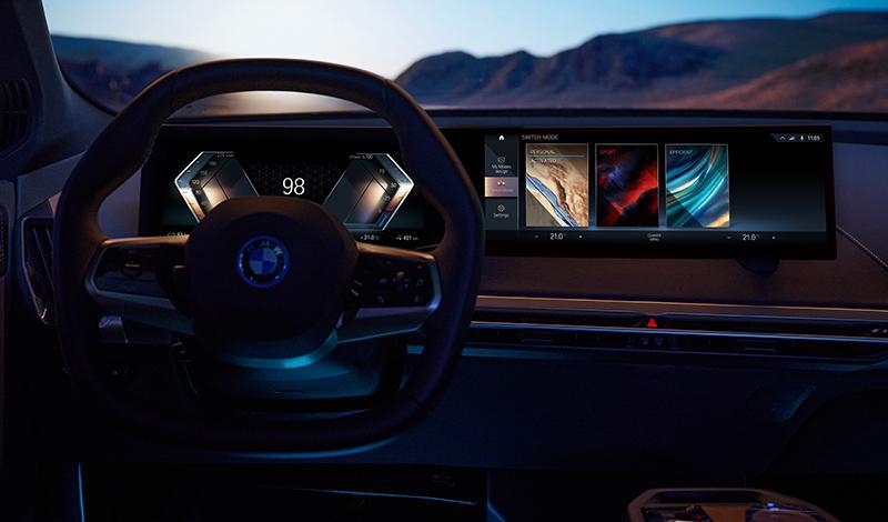 БМВ анонсировала новое поколение BMW iDrive под управлением новой операционной системы BMW 8