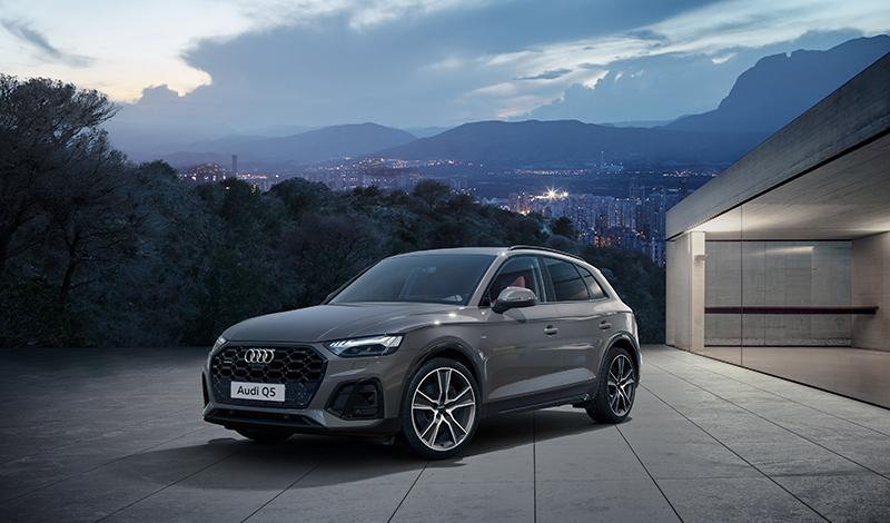 В России стал доступен к заказу обновленный Audi Q5