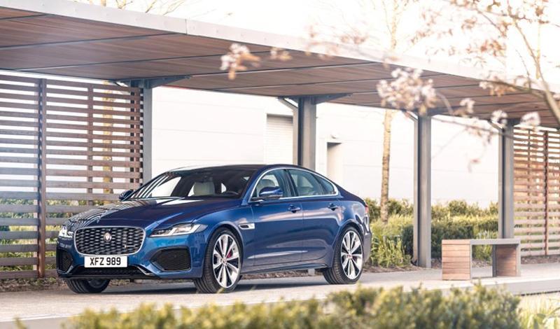Jaguar:Jaguar Land Rover открывает прием заказов на Jaguar XF 21 модельного года