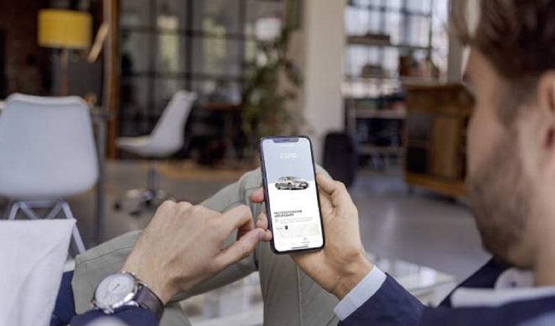 Lexus ES образца 2018 года получил комплекс Lexus Connected Services