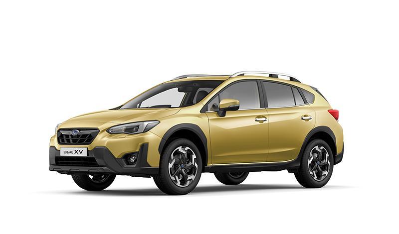 Старт продаж обновленного Subaru XV