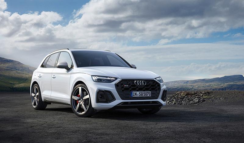 В России стал доступен к заказу обновленный Audi SQ5