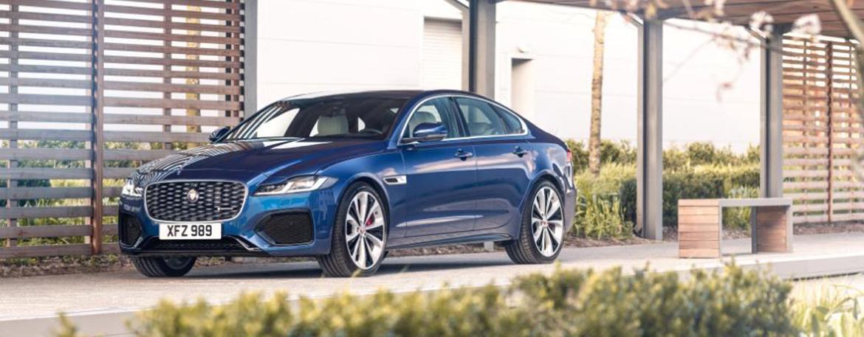 Jaguar Land Rover открывает прием заказов на Jaguar XF 21 модельного года