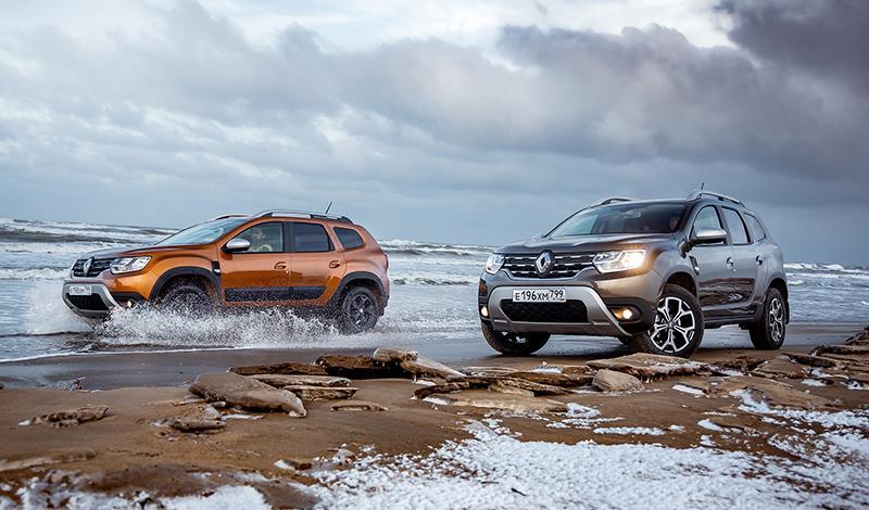 Renault:Новый Duster по цене от 945 000 рублей. Старт продаж