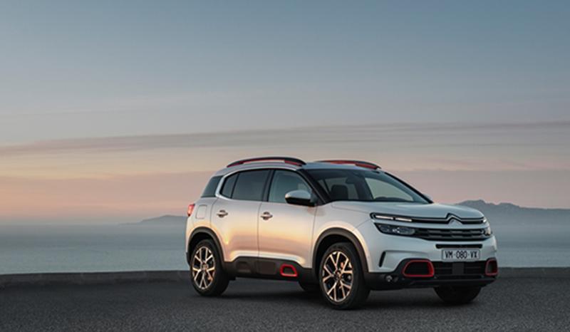 Citroën расширяет международное присутствие в сегменте SUV с помощью нового кроссовера C5 Aircross