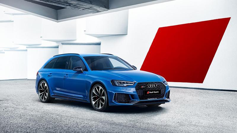 Цена Audi RS4 Avant 2018 объявлена официально