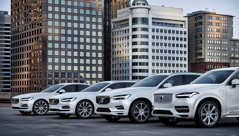 Volvo представит новый седан S60 без дизельного двигателя