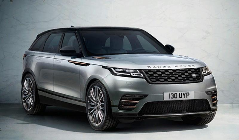 Land Rover:Компания Jaguar Land Rover представила новый Range Rover Velar 2019 модельного года