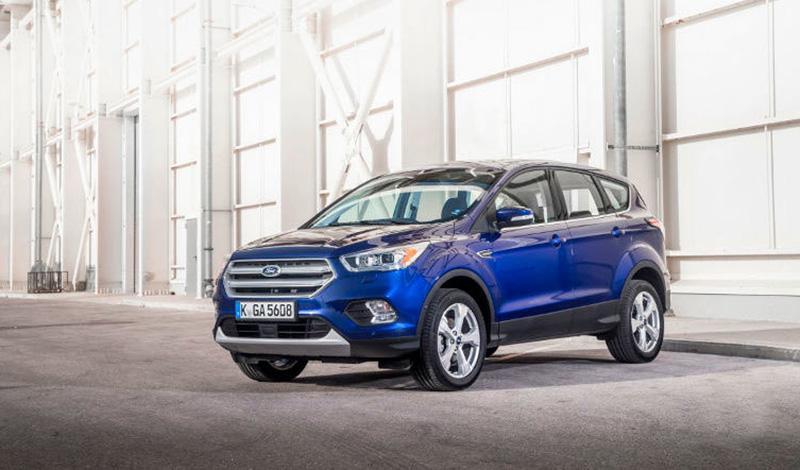 Ford:20% скидка на Форд Куга