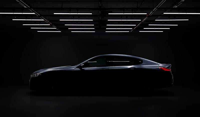 BMW представила 8 серию Gran Coupe