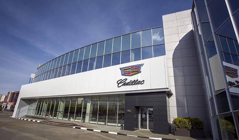 Cadillac:«Планета Авто» стала первым официальным дилером  Cadillac и Chevrolet на Урале