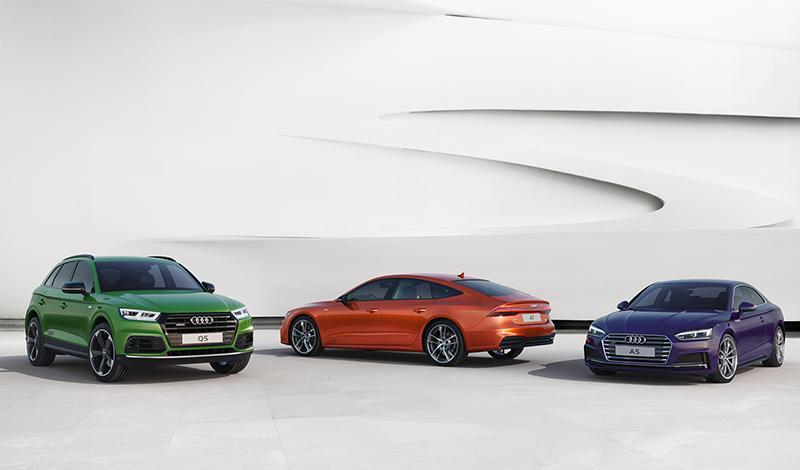 Exclusive Edition – специальная лимитированная серия моделей Audi A7 Sportback, Audi A5 Coupe и Audi Q5. Торопитесь!