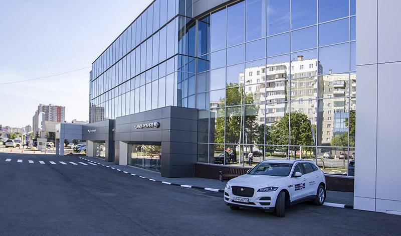 Официальный дилер Jaguar Land Rover «Планета Авто» открыл обновленный дилерский центр в Челябинске