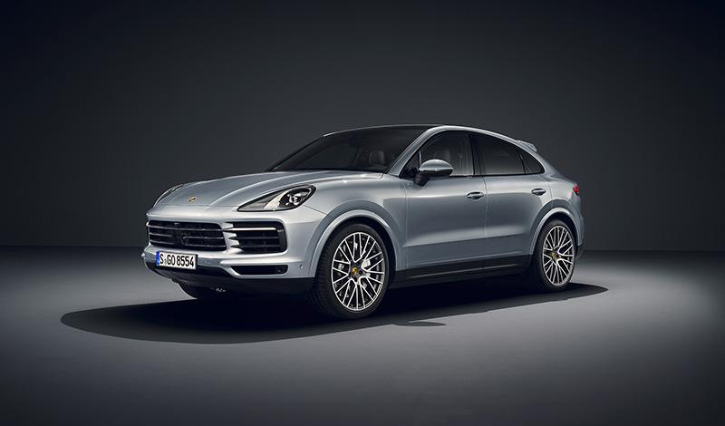 Новый Cayenne S Coupé уже можно заказать по цене от 7 630 000 рублей