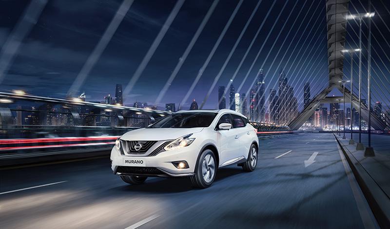 Nissan Murano стал дешевле
