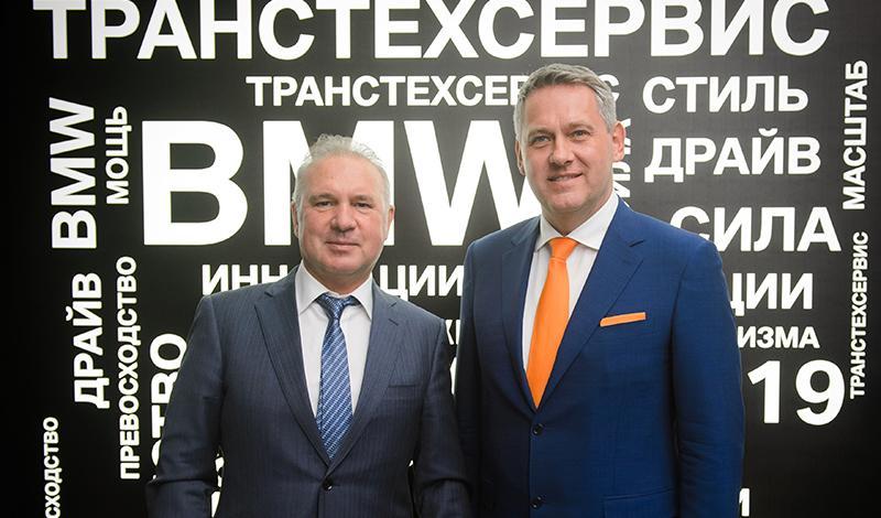 «ТрансТехСервис» открыл обновленный дилерский центр BMW и MINI в Казани