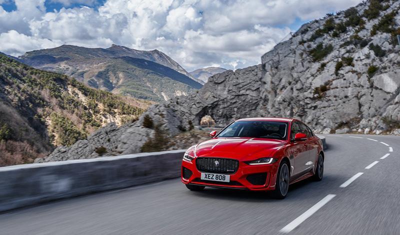 Начался прием заказов на обновленный Jaguar XE