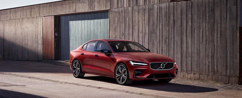 Volvo начал приём заказов на новый спортивный седан Volvo S60