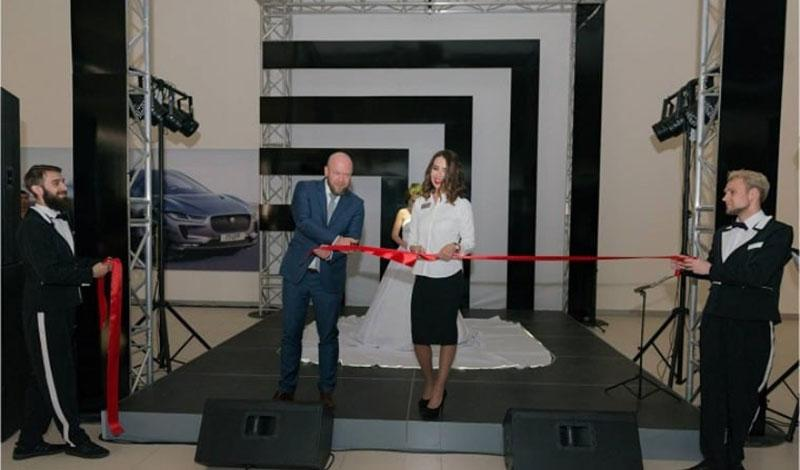 Дилерский центр Jaguar «ААА Моторс» в Ростове-на-Дону обновился